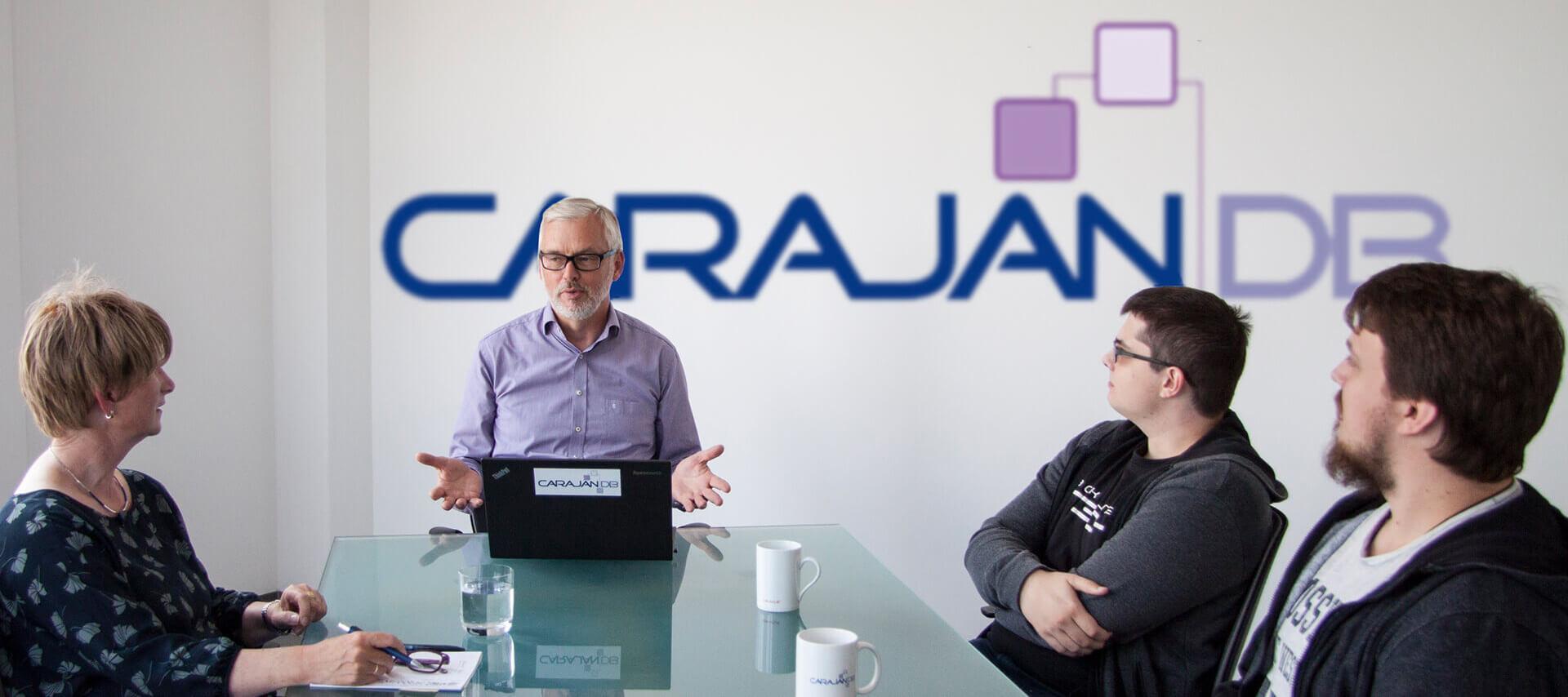 CarajanDB - The Oracle Database Experts!
