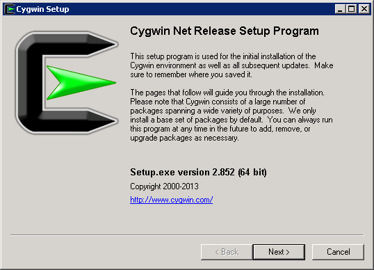 Agent 12c Deploy Cygwin 07