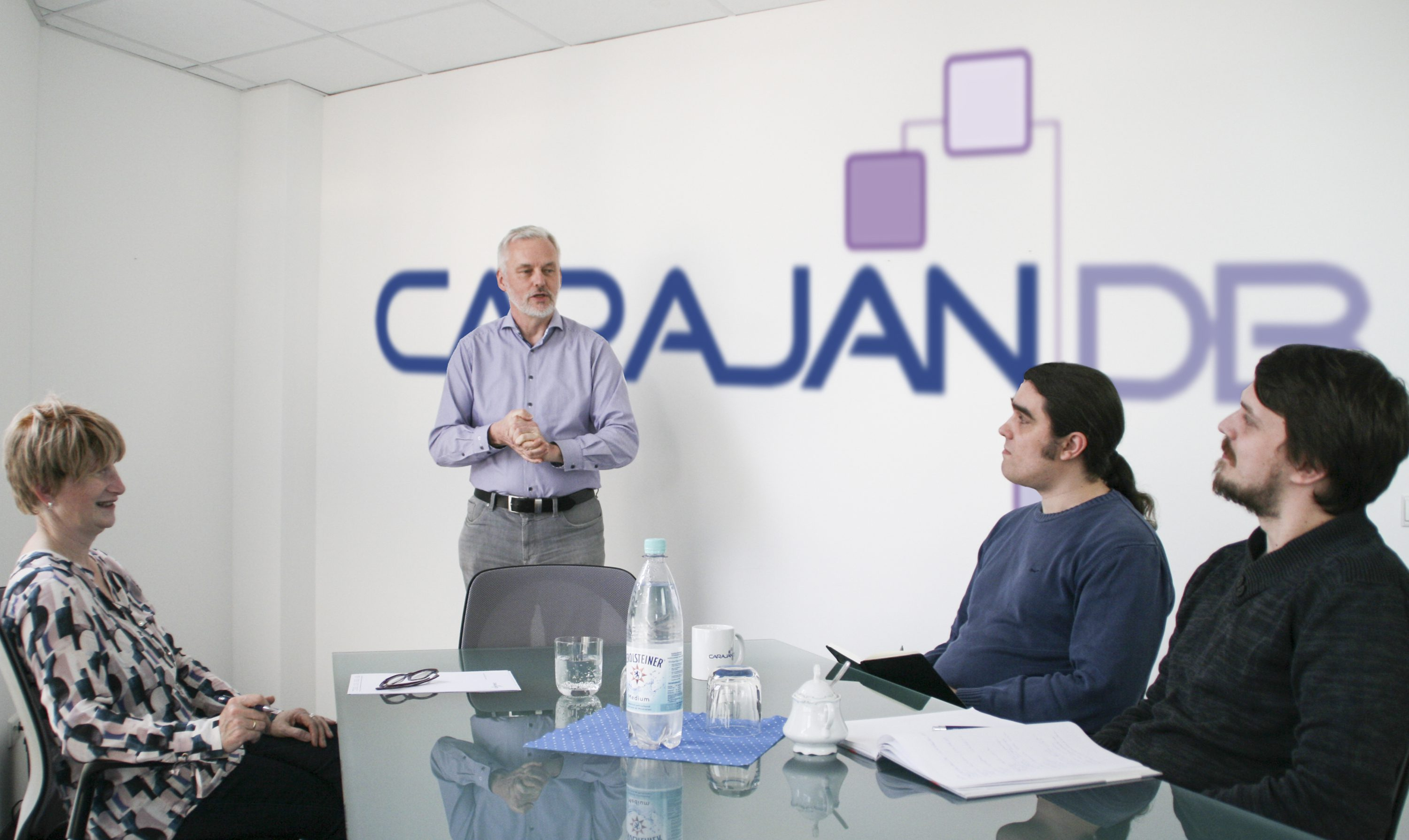 CarajanDB - The Oracle Database Experts!
